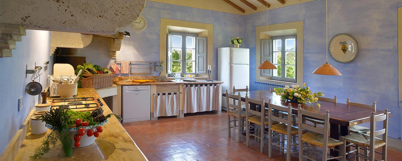 Landhaus mit privatem Pool mieten bei Chiancano Terme Spa